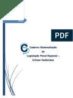 Legislação Penal - Crimes Hediondos (2018)