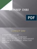 MATERI KONSEP DIRI