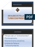 Analisis de Fallas Turbos