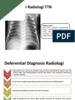Dd Radiologi