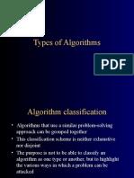 35 Algorithm Types