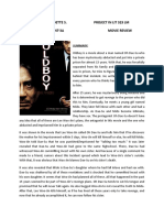 Oldboy - Movie Review (With Comparison to Oedipus the King)
