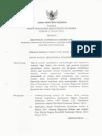Perkonsil Nomor 21 Tahun 2014 Tentang Registrasi Dokter Dan Drg Peserta PPDS Dan