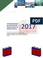 Transformador Seco Encapsulado en Resina