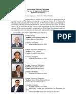 Informe Auditoria Informática
