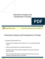 Automotive Marktpotenzial