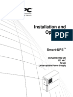 Ups Apc 2200 Manual