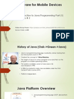 2 Intro to Java Programming Part1
