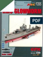 [GPM 229] - Destroyer HMS Glowworm H-92.pdf