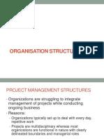 Organization Structure Lec # 4