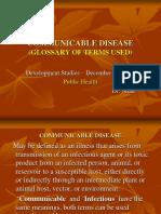 04.Communicable Disease Control Lec 3
