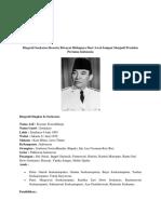 Biografi Presiden 1-7