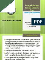 Pengelolahan Tersier Limbah Cair.pptx