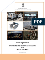 Report 3 Operations and Maintenance Systems