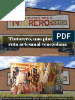 Atahualpa Fernández - Tintorero, Una Pintoresca Ruta Artesanal Venezolana