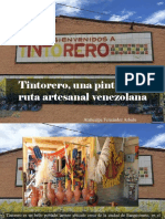 Atahualpa Fernández Arbulu - Tintorero, Una Pintoresca Ruta Artesanal Venezolana
