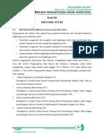 Bab III Metode Studi