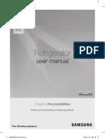 Samsung Refrigerator DA68-02916A en-12 33
