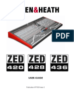 Ap7028 Zed420 Zed428 Zed436 User Guide Issue 2