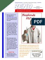 Volume 5 Phosphonate Testing