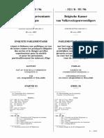 Doc Parlement -Pratiques Illégales Sectes -49K0313008