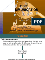 Cell Communication 1(1)