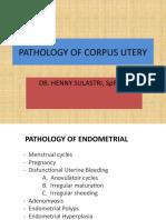 k19 - Pathology of Endometrial Dr Henni Sulatri