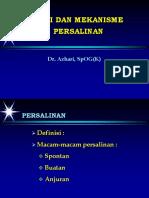 K18 - TEORI_PERSALINAN