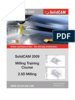 SolidCAM 2009 Milling Training Course 2
