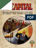 El Capital en Comic Parte 1