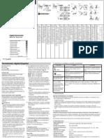 Manual instrucciones ES-1