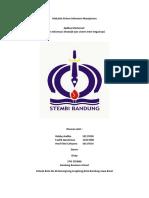 Sistem Informasi Stratejik Dan Sistem Inter Organisasi
