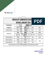 356 Jadwal Pendaftaran Program Pascasarjana 1707271045