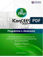 Buku Program IConCEES2017 - With Abstract
