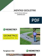 Geometrics OhmMapper TR1