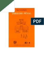 18. Derecho Penal. Sergio García Ramírez.