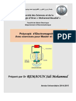 Cours Electromagnetisme