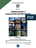 Guia de Formulación y Evaluación de Proyectos 2018