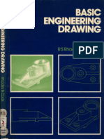 Basic Engineering Drawing [Rhodes Cook 1978]