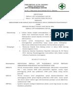 5.4.2 a. SK Mekanisme Komunikasi&Koordinasi YES OH