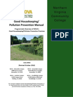 Good Housekeeping and Pollution Prevention Manual