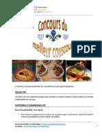 Règlement et critères d'admissibilité- Concours du meilleur couscous.pdf