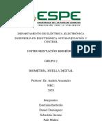 E1. Huella Digital