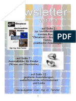 Newsletter 1 2013 Web Version