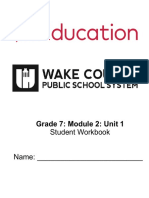 student workbook lyddie unit 1