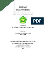Referat Selulitis Orbita