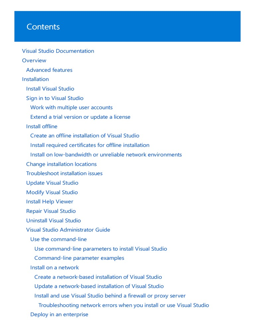 Visual Studio   Microsoft Visual Studio   System Software