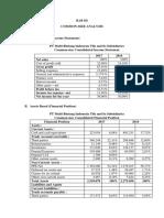 Bab III Common Size Analysis