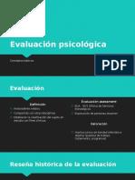 psicodiagnostico conceptos básicos