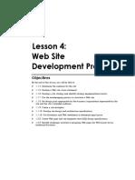 2. Web Site Development Process